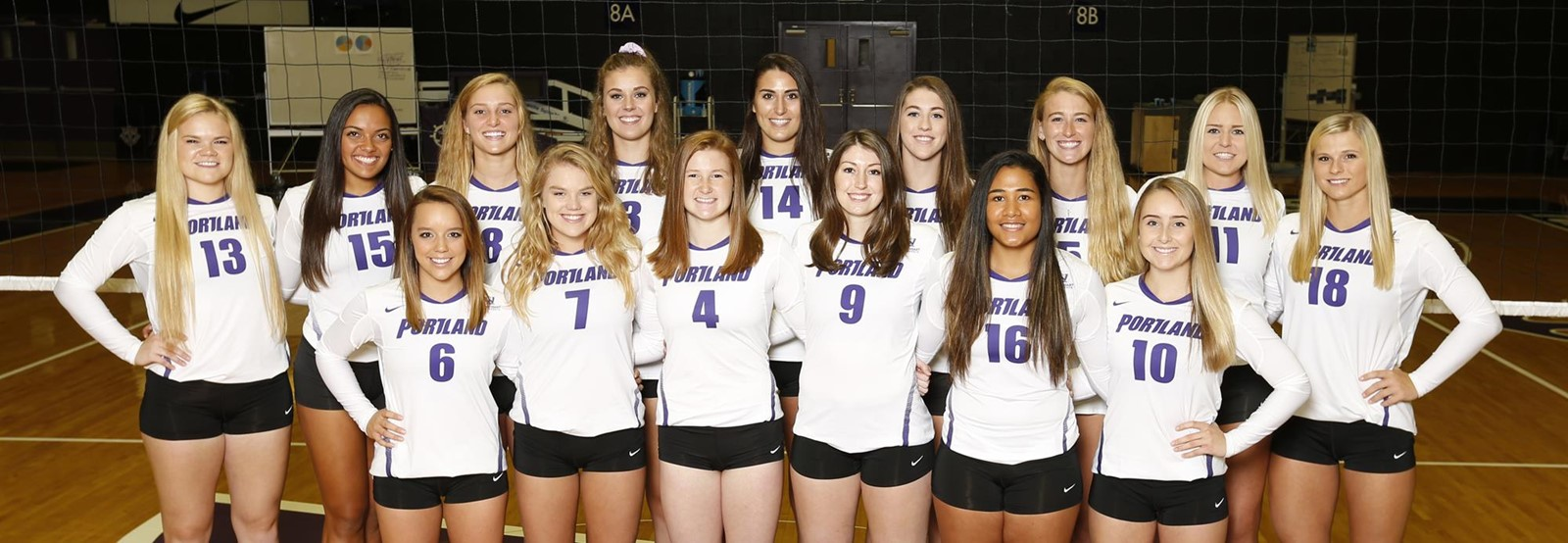 2017 Volleyball Roster University Of Portland Athletics