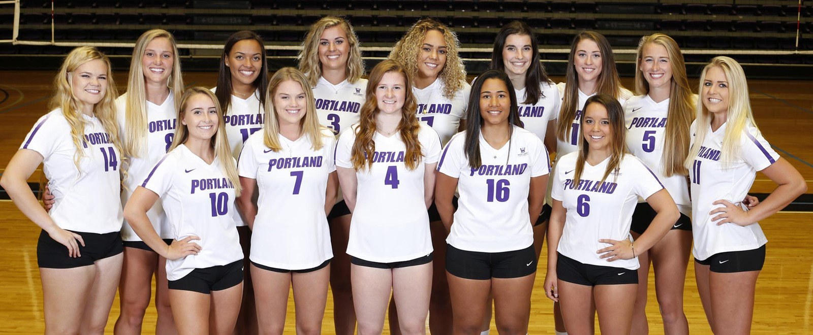 2018 Volleyball Roster University Of Portland Athletics