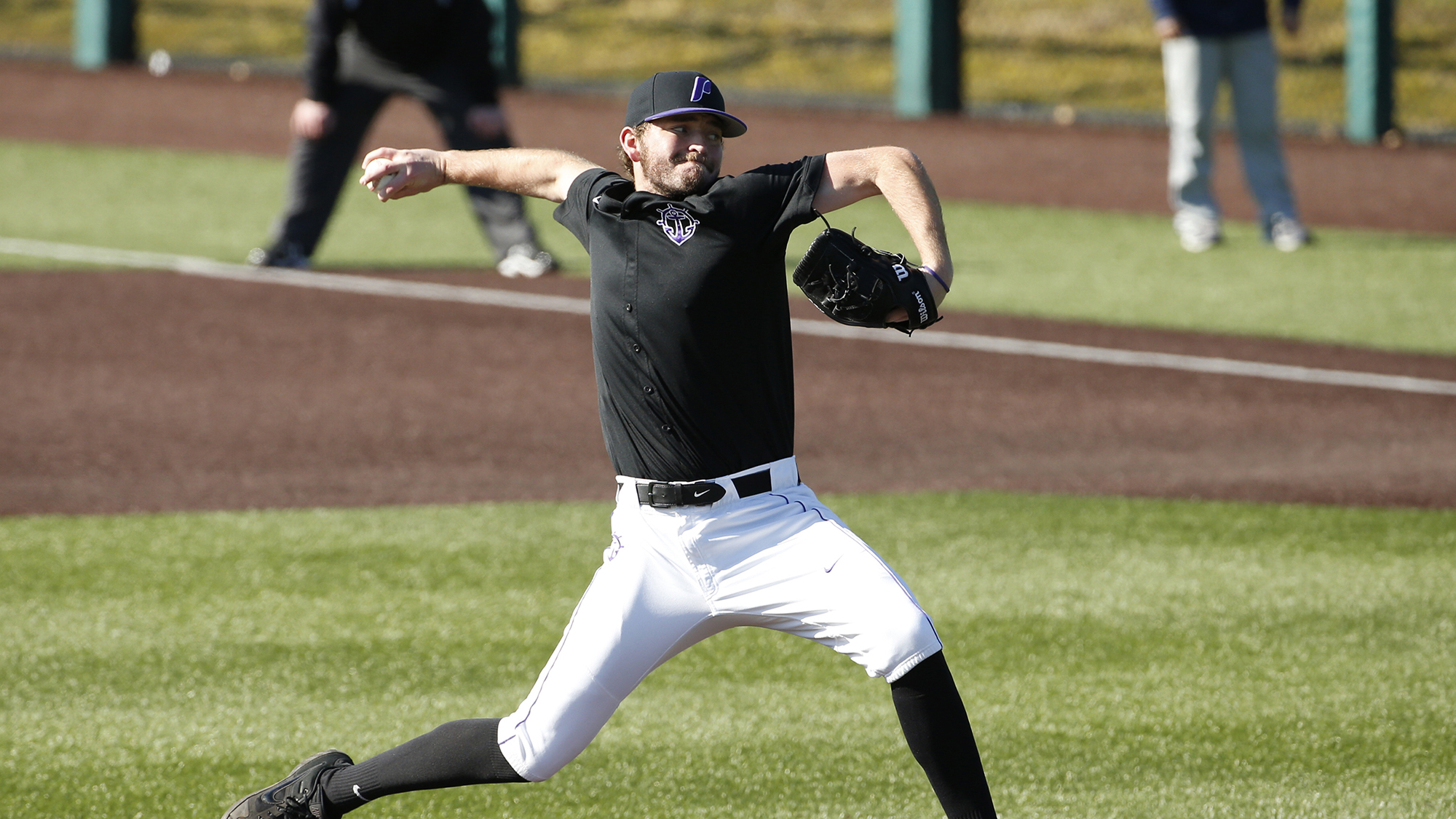 Clements Nabs Second Straight WCC Pitcher of the Week Honor