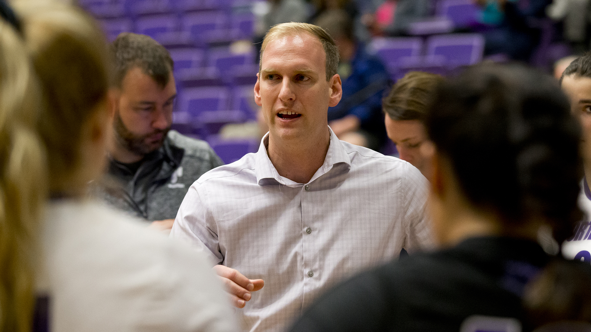 Jeff Baxter Named Canada Women's Volleyball Assistant Coach
