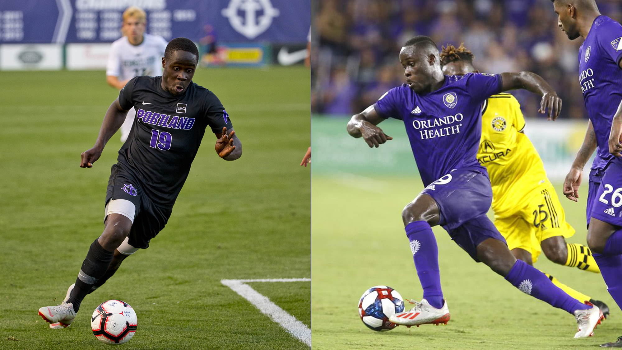 Michel Returns to Portland with Orlando City SC