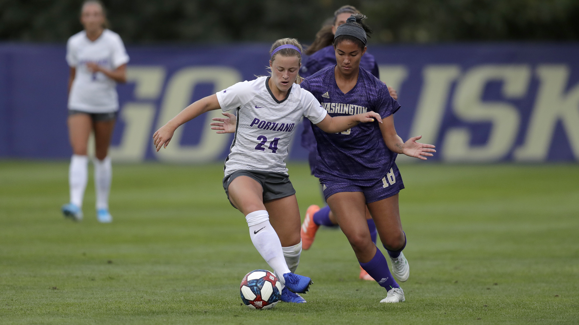 Pilots Earn a Point on the Road with 0-0 Draw at UW