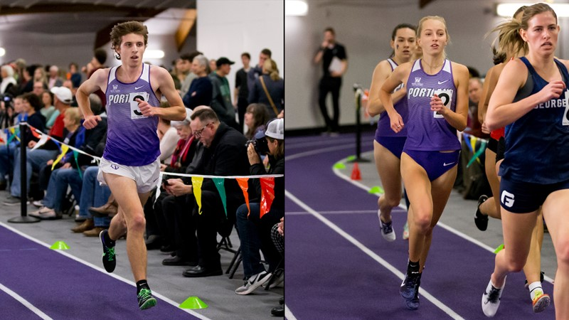 Pilots Look Forward to a Two Meet Weekend - University of Portland Athletics