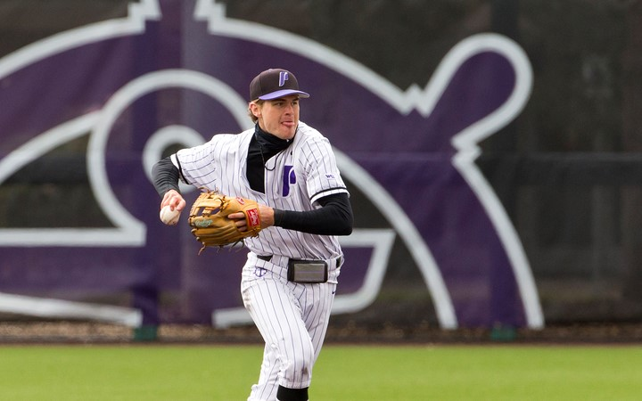 Chad Stevens Drafted in 11th Round of 2021 MLB Draft by Houston Astros - University of Portland Athletics
